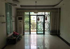 阳光荔景 一梯两户 户型方正 客厅出阳台 通透