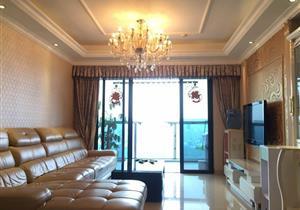 兰亭国际 高档关口物业 豪华装大两房