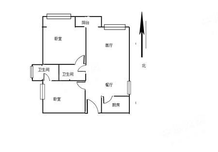 家和盛世花园二期-户型图