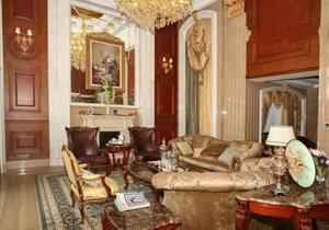 大南山紫园 独栋别墅 上下五层 带500豪华装修