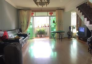 紫薇苑,全新翻新精装5房,赠送一层,户型方正实用