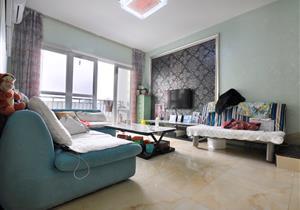 棕榈湾 跃式2房 精装修 东南向 一线海景房