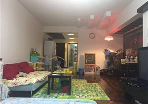 嘉隆星苑 沃尔玛旁精装三房 安静住家