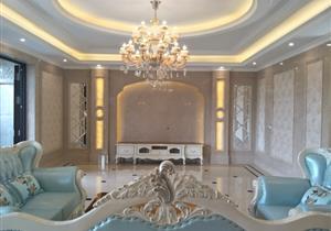 大南山紫园 私人领地 豪华装修 身份与地位的象征