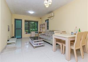 带花园 别墅的感觉 精装二房 满2年无税 总价便宜
