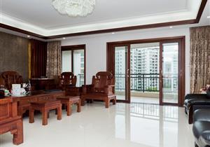 俯瞰深圳皇岗全景,近看小区靓景,户型无改动,精装复式5房