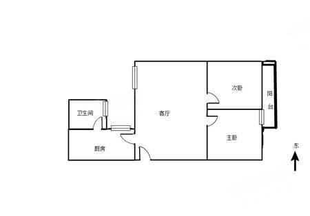 双城世纪大厦-户型图