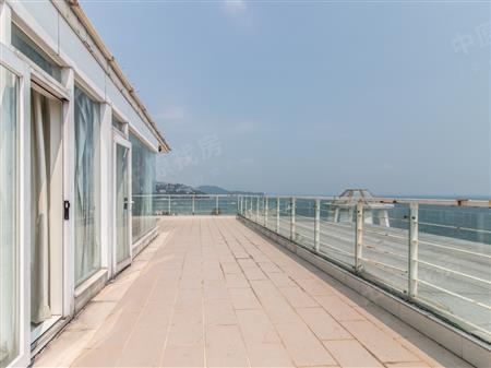东部大梅沙海世界超大露台无敌海景稀缺单位放售高楼层