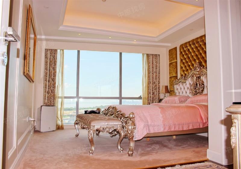 东海国际公寓 楼旺海景房 身份象征 尊贵体现