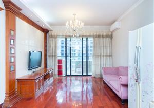 半岛城邦一期 看海高层2房 拎包即住 看房方便 诚租