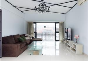 蛇口便宜3房 全新装修 直接入住,家电齐全 看房随时 急租