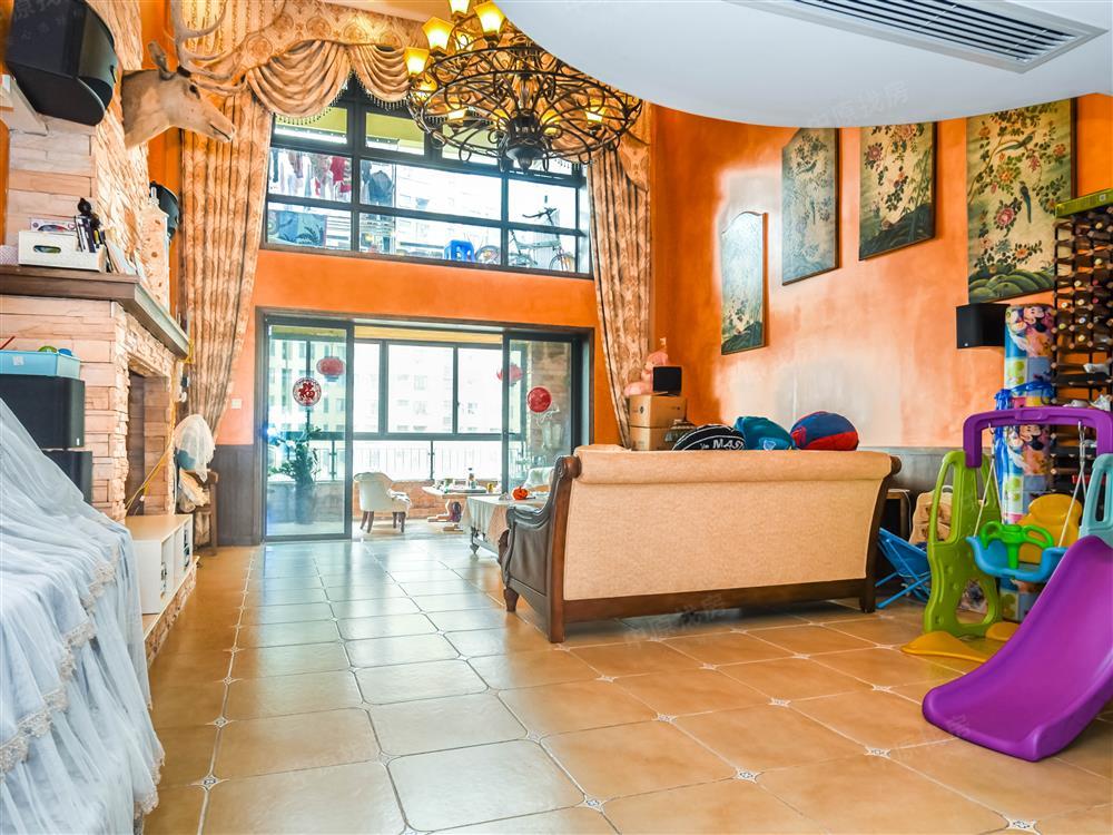 中海康城国际 稀缺复式4房 两梯一户 满两年红本在手百万精装图片