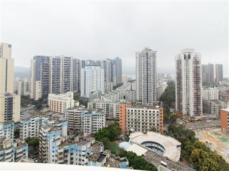 碧海蓝天 高楼层三房 享万科壹海城商业圈 外语学区